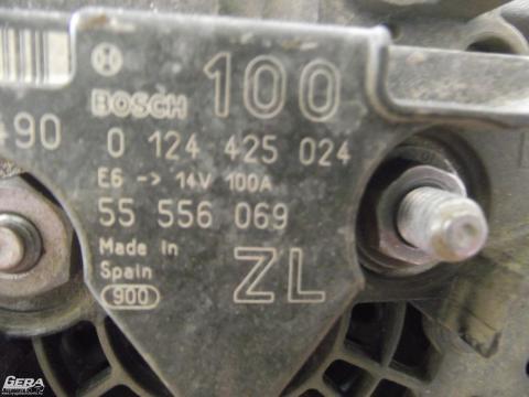 Opel Astra H 1.4 generátor!