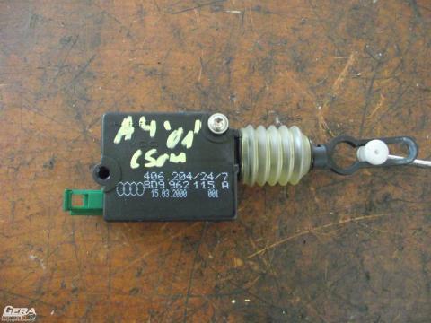 Audi A4 kombi központi zár motor! Csomagtérajtóhoz!