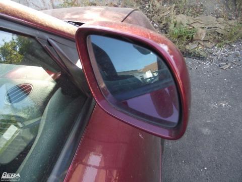Audi A3 8L '2001' jobb oldali külső visszapillantó tükör! Bordó...