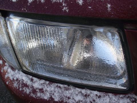 Audi A3 jobb oldali fényszóró!