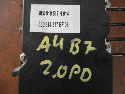 Audi A4 B7 8E 2.0 PDTDi ABS hidraulika egység! ESP-S !