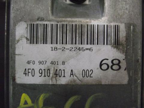 Audi A6 C6 4F '2005' 3.0 TDi motorvezérlő elektronika!
