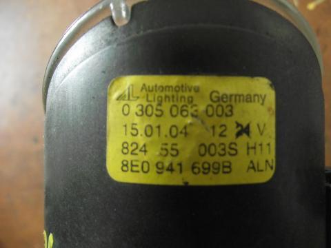Audi A4 B6 '2004' bal oldali ködlámpa!