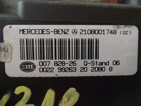 Mercedes centrálzár kompresszor!
