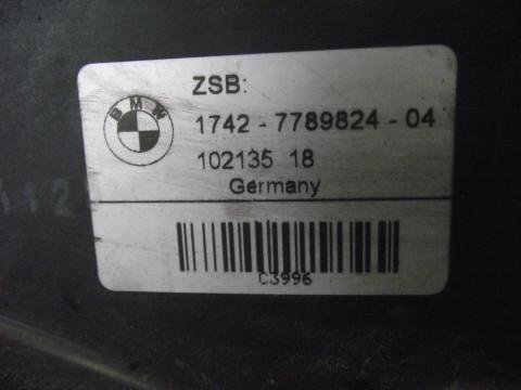 BMW E60, E61 530D hűtőventilátor!