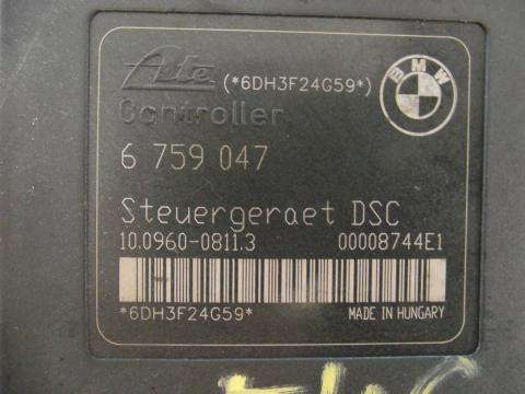 BMW E46 320D ABS, DSC hidraulika egység!