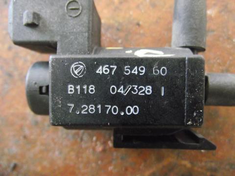 Opel Astra H 1.3 CDTi mágnesszelep!