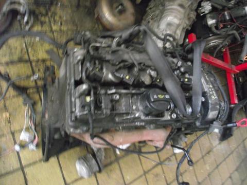 Mercedes W202 C220 CDi motor!