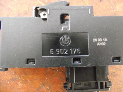 BMW E46 elektromos ablakemelő kapcsoló!