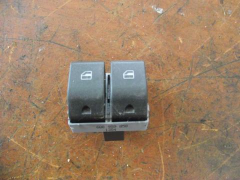 Volkswagen Polo 9N '2003' elektromos ablakemelő kapcsoló!