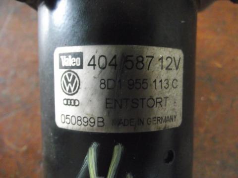 Audi A4 B5 első ablaktörlő motor!