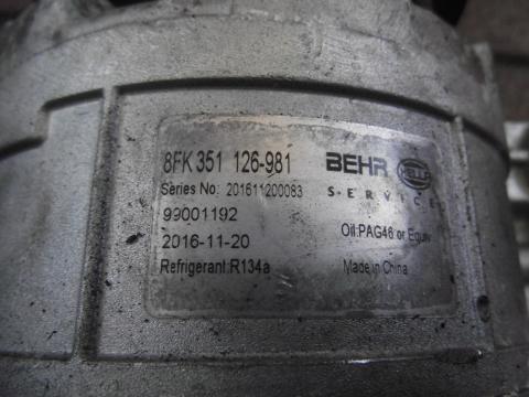Audi A4 B5 1.9 PDTDi klímakompresszor!