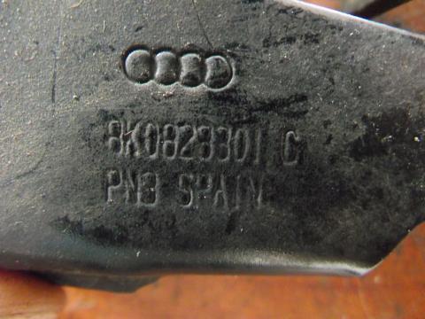 Audi A4 B8 8K motorháztető bal oldali zsanér!