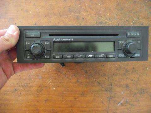 Audi concert cd-s rádió!