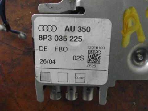 Audi A3 8P '2005' antenna erősítő!