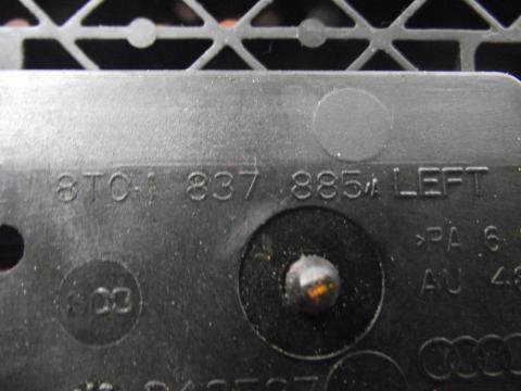 Audi A4 B8 8K bal első külső kilincs!