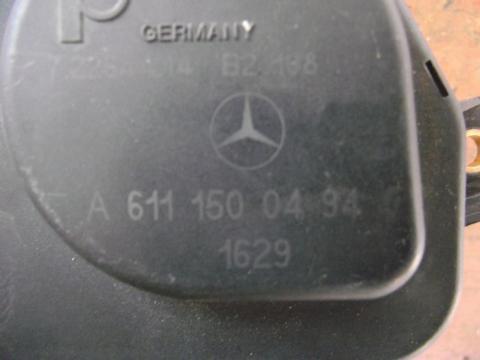 Mercedes W203 '2005' C200 CDi fojtószelep állító motor!