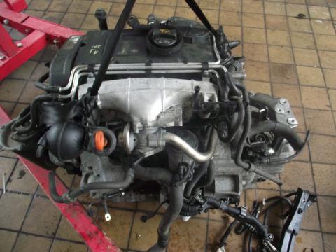 Audi A3 8P 2.0 PDTDi motor!