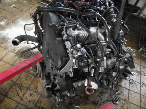 Audi A4 B8 8K 2.0 CR TDI motor!