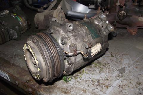 Opel Vectra C 1.8 klímakompresszor!