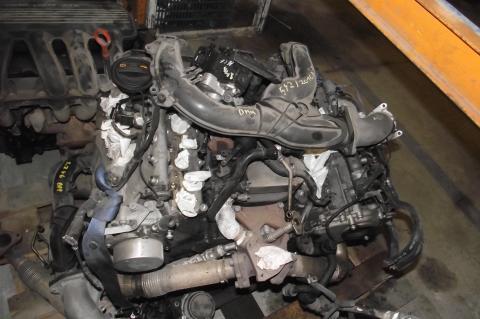 Audi A6 C6 4F 3.0 TDi motor!