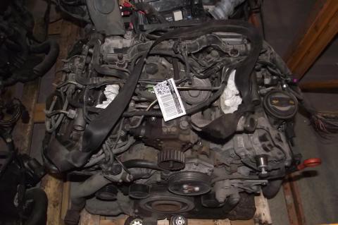 Audi A6 C6 4F 2.7 TDi motor!