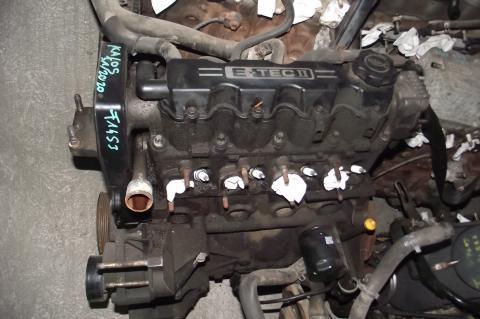 Daewoo Kalos 1.4 motor!