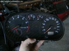 Audi A3 benzines fordulatszámmérős kilométeróra!