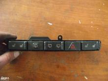 Chrysler Voyager kapcsoló konzol, ülésfűtés kapcsolóval! '01'
