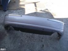Jaguar X-Type sedan hátsó lökhárító! Ezüst színű! Tolatóradaros!...