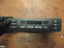 BMW E46 digitklímás fűtéskonzol! Digit klíma vezérlő!