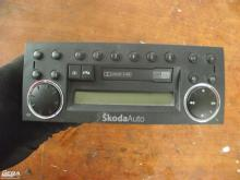 Skoda Fabia rádiós magnó! Nincs kódja a kódot eljátszottuk!