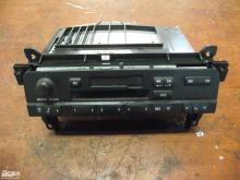 BMW E46 rádiós magnó! Nincs kódja a kódot eljátszottuk!