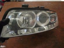 Audi A4 B6 bal első lámpa (fényszóró) ('00-04')!