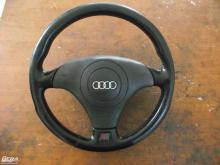Audi A4 B5 légzsákos, bőr, kormány!