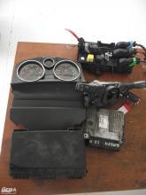 Opel Astra H 1.3 CDTi motorvezérlő elektronika immobiliserrel 1db...