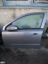 Opel Astra H ajtó! Bal első, szürke!Az ajtó ára a csupasz lemezt...