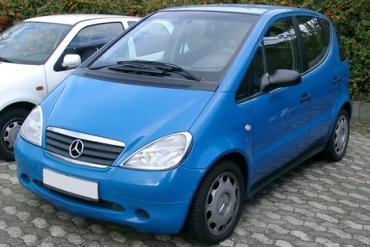 Mercedes W168
