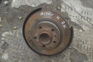 Opel Astra H 1.4 kombi bal hátsó kerékagy! ABS-es!
