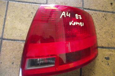 Audi A4 B7 8E '2006' kombi jobb hátsó lámpa! Sárvédőben lévő!
