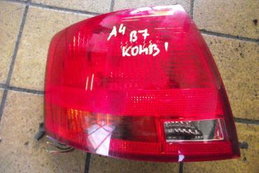 Audi A4 B7 8E '2006' kombi bal hátsó lámpa! Sárvédőben lévő!