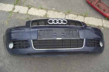 Audi A3 8P '2006' sötétkék színű első lökhárító! 3 ajtósról!A...