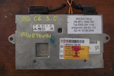 Audi A6 C6 4F '2006' MMI vezérlő, rádió vezérlő, interface!
