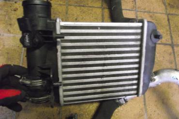 Audi A6 C6 4F '2006' 3.0 TDi intercooler, cooler hűtő! Bal oldali!