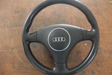 Audi A3 8P '2006' bőr légzsákos kormány!