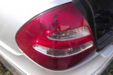 Mercedes W211 (E-osztály) '2004' sedan bal hátsó lámpa!