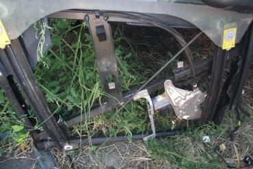 Audi A6 C5 '2002' elektromos ablakemelő szerkezet! Jobb első!  A...