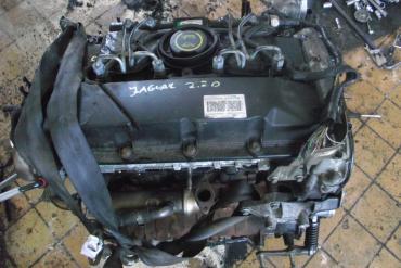 LJ46G motor.Jaguar X-Type 2.2 dízel motor. Blokk + hengerfej!...