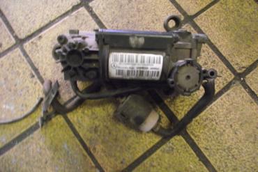 Mercedes légrugó kompresszor!