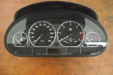 BMW E46 320D kilométeróra!